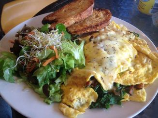 Selwood Green Omelet